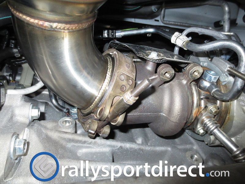 How-To: Install COBB Tuning Downpipe + Catback Exhaust on 2013-2014