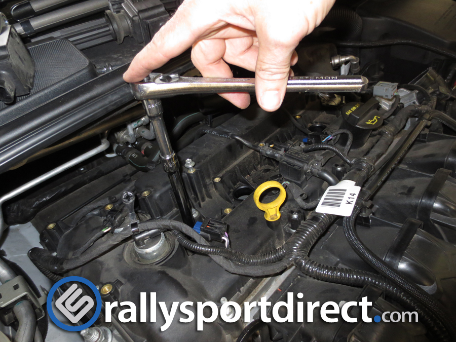 IMG_1044 changing your spark plugs by rallysport direct!! Trailer Wireing Harness Retainer Clips at bayanpartner.co